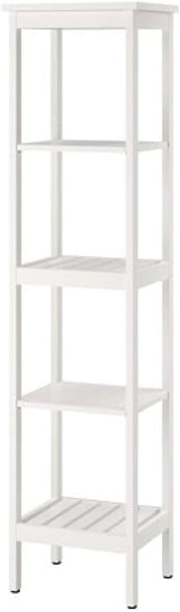 Ikea Hemnes 302.176.54 - Estantería (40,6 x 17,7 cm), Color ...