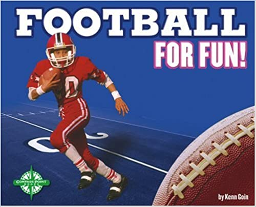Downloadning af bøger for at tænde for iPad Football for Fun! (For Fun!: Sports) in Danish PDF MOBI by Kenn Goin
