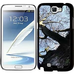 Funda para Samsung Galaxy Note 2 (GT-N7100) - Raíces De Los árboles by Cadellin
