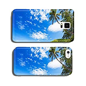 Beauty beach cell phone cover case Samsung S6