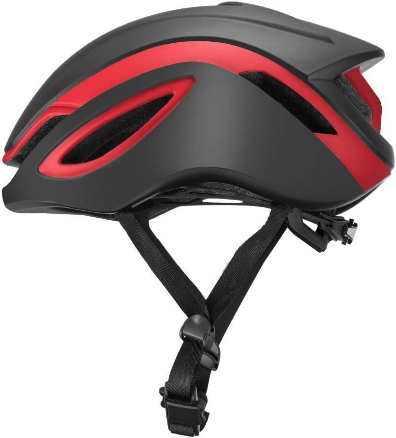 ROCKBROS Casco de Ciclismo Bicicleta Montaña Carretera MTB Adulto Ajustable 55-61 cm, Unisex
