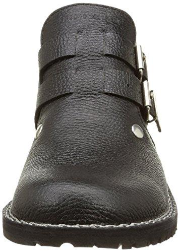 FHB 84063-20-41 Kuno Bottes à boucles Taille 41 Noir