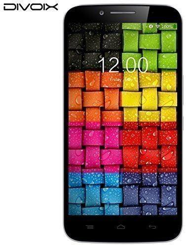Umi Emax Móviles y Smartphones Libres, Pantalla de 5,5 Pulgadas FHD LTPS, Sistema Operativo Android 4.4 Celular, conexión de datos 3G / 4G Dual Sim, Procesador Octa Core, 2GB Ram + 16GB