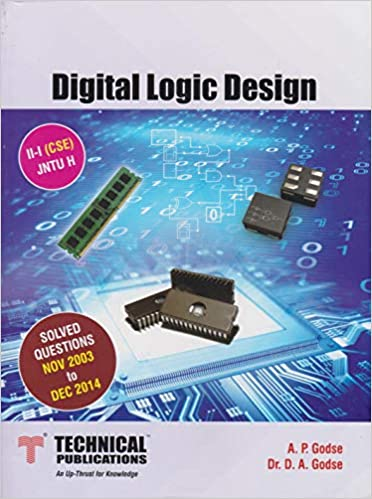 Digital Logic Circuits By Godse Ebook