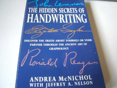 Hidden Secrets: Handwriting