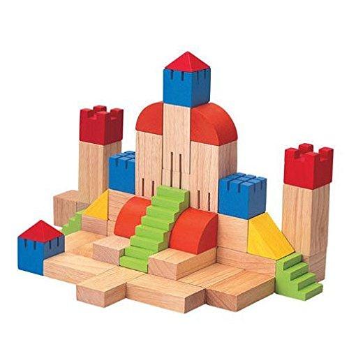 PlanToys Plan Preschool Creative Blocks, 35 mm Plan Toys Creative Blocks