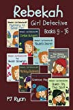 Best Detective Stories Of The Years - Rebekah - Girl Detective Books 9-16: 8 Fun Review