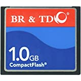Compact Flash Memory Card BR&TD ogrinal Camera Card (1gb)
