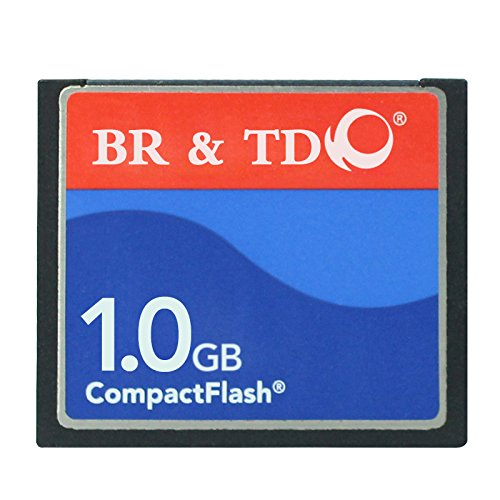 Ogrinal SDCFB-1024-1GB Type I Compact Flash memory card BR&TD camera card CNC machine cf1gb card by BR (Image #4)