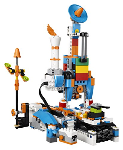 51Kdr0NVtyL - LEGO Boost Creative Toolbox 17101 Fun Robot Building Set and Educational Coding Kit for Kids, Award-Winning STEM Learning Toy (847 Pieces)
