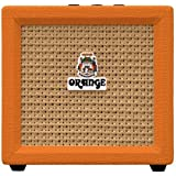 Orange Amplification Crush Mini 3-Watt Battery Powered Guitar Combo Amplifier