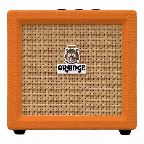Orange Amplification Crush Mini 3-Watt Battery Powered Guitar Combo Amplifier (Orange) CRUSH-MINI