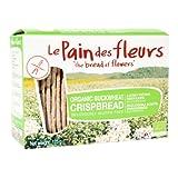 Le Pain des Fleurs - Organic Buckwheat Crispbread - 125g