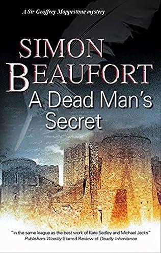 book cover of A Dead Man\'s Secret
