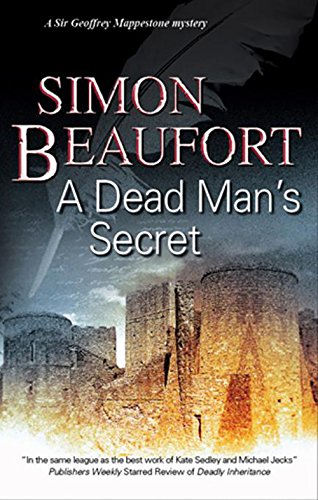 Dead Man's Secret (A Sir Geoffrey Mappestone Mystery Book 8)