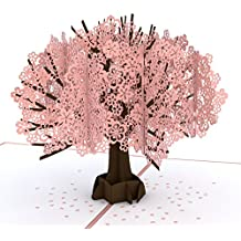 Lovepop Cherry Blossom Pop Up Card, 3D Card, Mother's Day Card, Springtime Card, Birthday Card