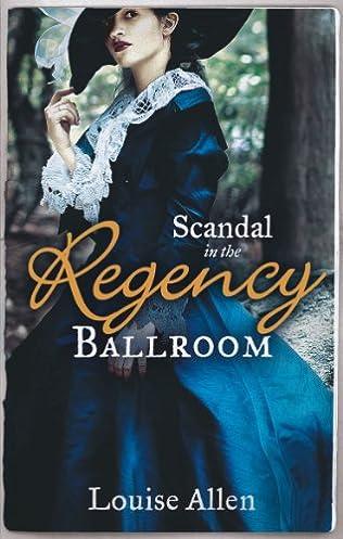 book cover of Scandal in the Regency Ballroom
