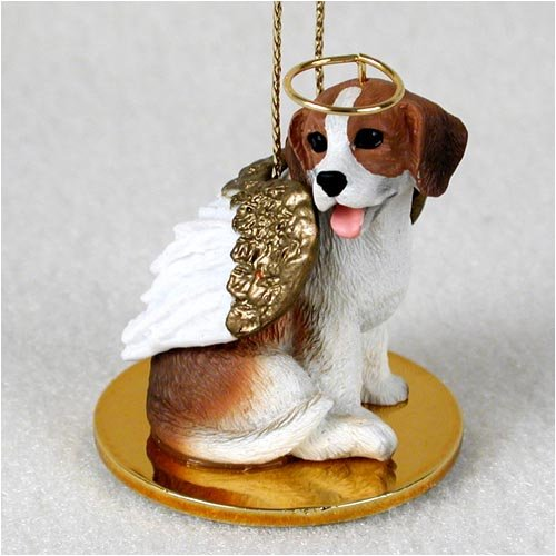 Beagle Angel Dog Ornament by Conversation Concepts