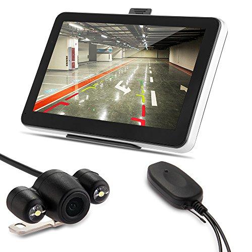 carchet car 7 inch gps navigation bluetooth av in america map wireless reverse camera buy. Black Bedroom Furniture Sets. Home Design Ideas