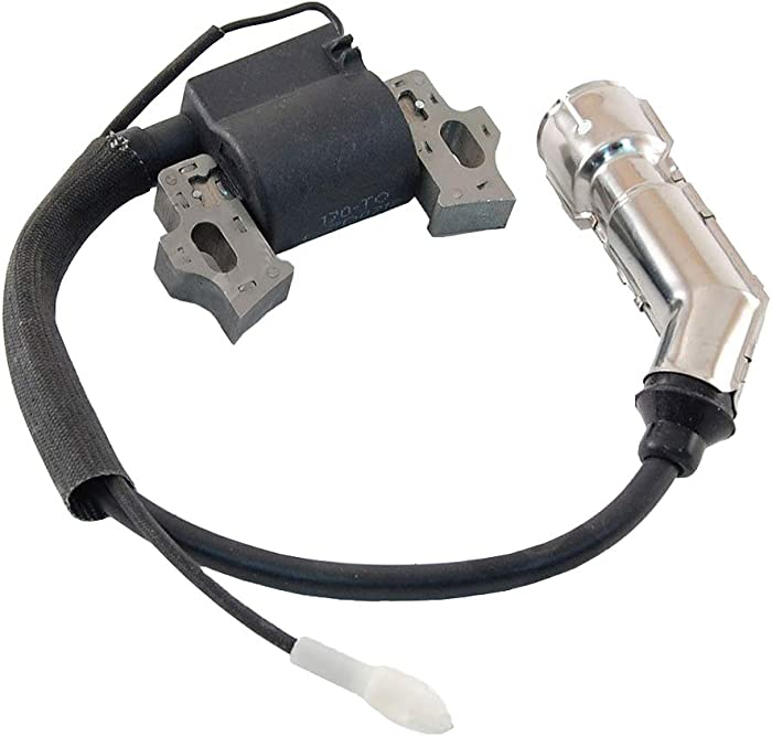 Chikia Ignition Coil Assembly for Cub Cadet MTD Chipper Shredder & Vacuum 951-14598