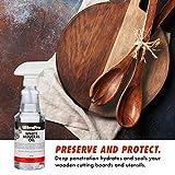 UltraPro Food Grade Mineral Oil 16 oz Spray Bottle