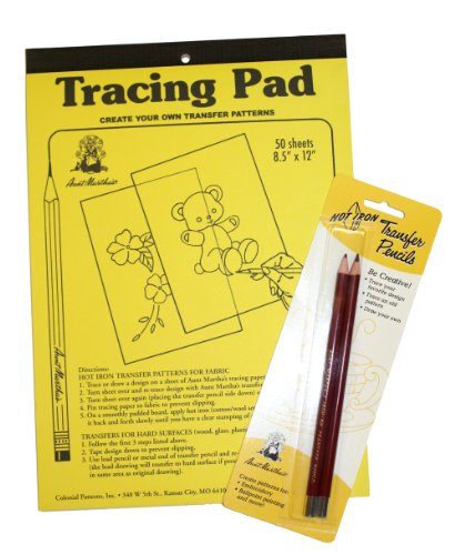 (Aunt Martha's Create Your Own Iron-On Pattern Kit)