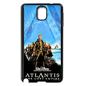 Atlantis The Lost Empire Samsung Galaxy Note 3 Cell Phone Case Black T9991350