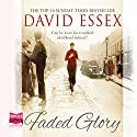 Faded Glory Audiobook by David Essex Narrated by Andrew Jarvis