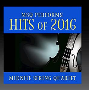MSQ Performs Hits of 2016