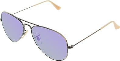 4ce2899758 Amazon.com  Ray-Ban Men s Aviator Large Metal Sunglasses
