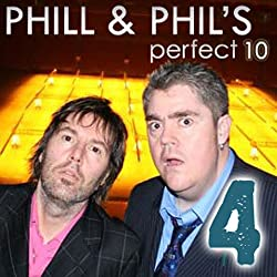 The Perfect Ten with Phill Jupitus and Philip Wilding