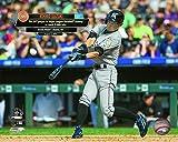 """Marlins Ichiro Suzuki 3000th Hit 8"""" x 10"""" Baseball Photo"""