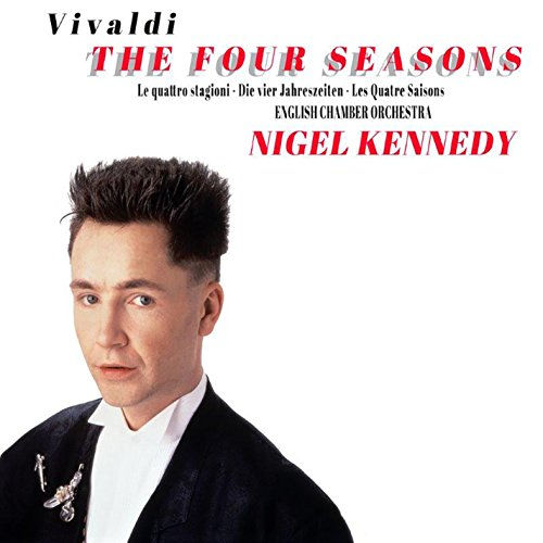Vivaldi: The Four Seasons (Vinyl)