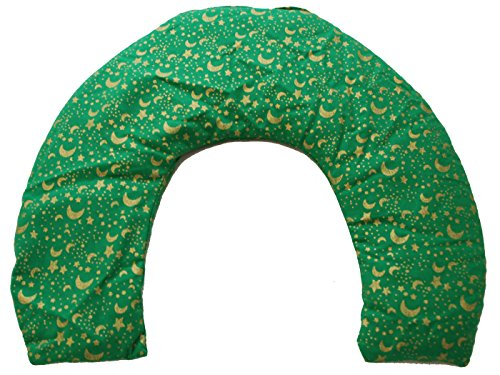 Nature's Approach Aromatherapy Neck Wrap Herbal Pack, Celestial Green
