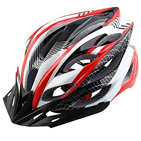 eDealMax Patente autorizado Unisex adulta extraíble Ciclismo Gorra Con visera, Sombrero de bicicletas, Ajustable