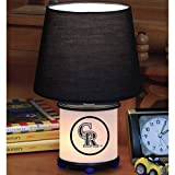 Colorado Rockies Dual-Lit Accent Lamp