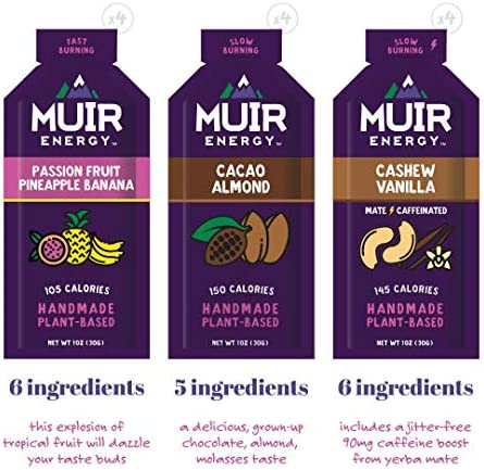 Muir Energy Natural Variety Pack product image