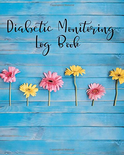 Diabetic Monitoring Log Book: Blood Sugar & Blood Pressure- Daily Readings for 53 weeks| Before & After for Breakfast, Lunch, Dinner, Snacks/ Glucose Monitoring/Pulse/Breathe/Fitness-Size 8x10
