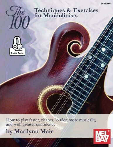 100 Techniques & Exercises for the Mandolinist - 51KdzHy5gGL - 100 Techniques & Exercises for the Mandolinist