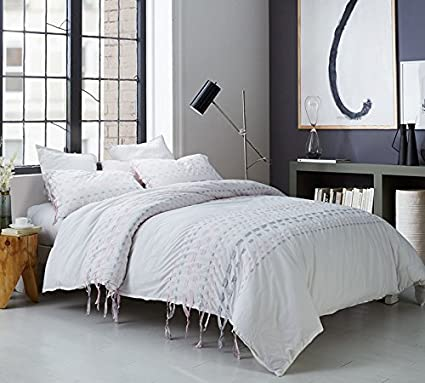 Superieur Image Unavailable. Image Not Available For. Color: Byourbed Threads  Textured King Duvet Cover   Oversized ...