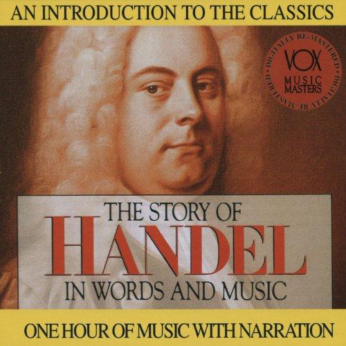 Price comparison product image The Story of Handel in Words and Music