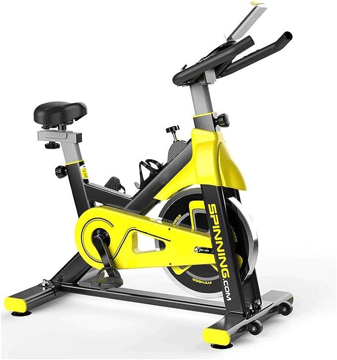 SHAIRMB Spinning, Bicicleta De Entrenamiento Casero De La Aptitud ...