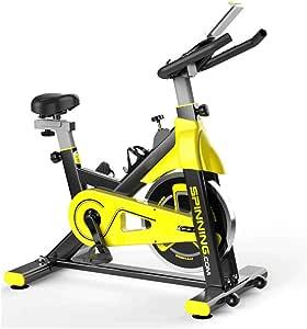SHAIRMB Spinning, Bicicleta De Entrenamiento Casero De La Aptitud del Ejercicio del Pedal: Amazon.es: Hogar