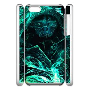 Dishonored iphone 5c Cell Phone Case 3D custom made pgy007-9967390