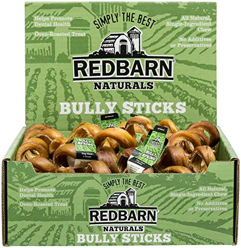 Red Barn 100 Count Bully Springs, 6-Inch