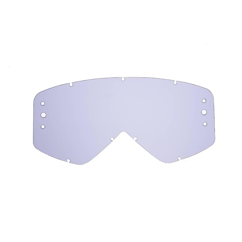 SeeCle 417189 lentilles roll off avec lentilles de couleur fum/é compatible avec masque Smith Fuel