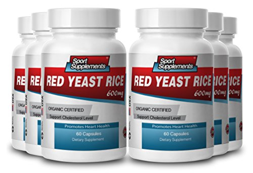 red yeast rice with lovastatin - 5