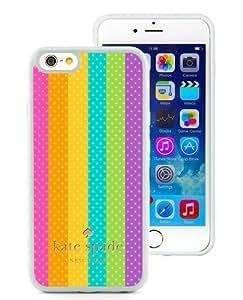 DIY Hot Sale iPhone 6 Case,Kate Spade 167 White New Design iPhone 6 4.7 Inch TPU Phone Case