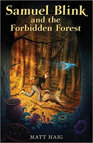 Image result for samuel blink and the forbidden forest