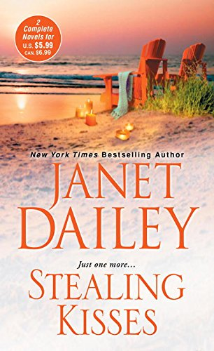 book cover of Stealing Kisses